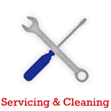 servicing & cleaning